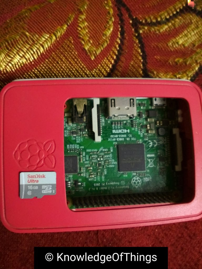 The Raspberry Pi - A detailed overview