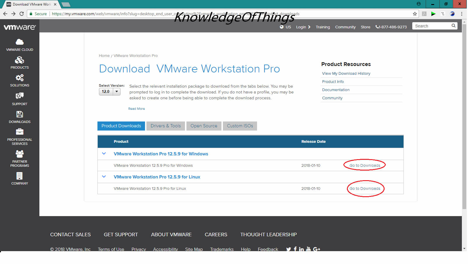 Install CentOS 7 as a Virtual Machine using VMware Workstation